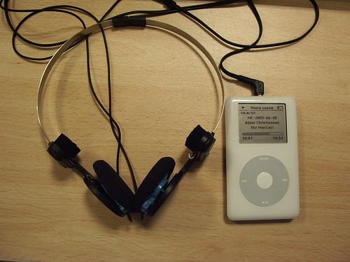 iPod Koss PortaPro