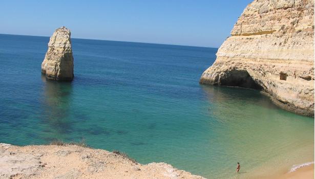 Praia do Carvalho 4