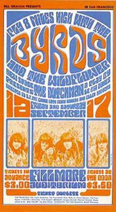 Cartaz Byrds