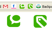 The favicon now matches Technorati's, so you can use your Firefox bookmark toolbar like never before!