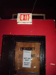 exit not an exit