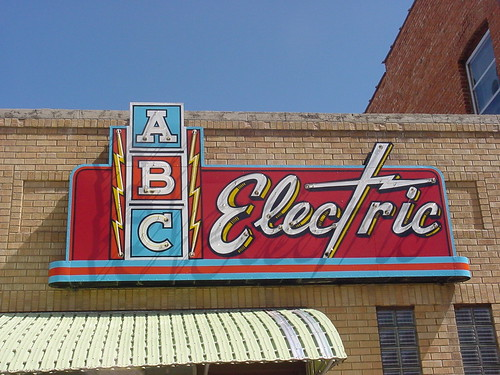 ABC Electric | by littlebean