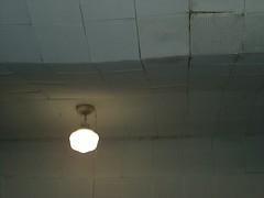 ceiling @ sun studio