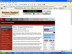 BS-Tamasek or Temasek?