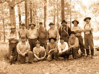 Gettysburg Reenactors 2005