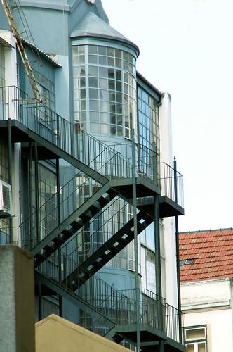 Lisboa - Fire escape 302