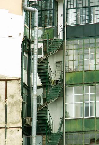 Lisboa - Fire escape 304