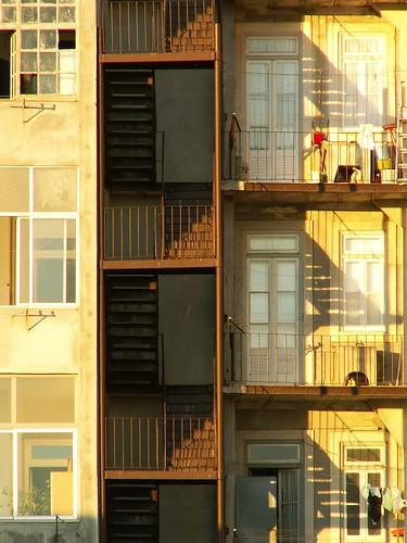 Lisboa - Fire escape 306