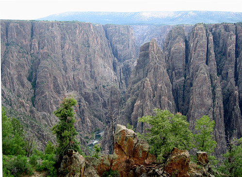 Black Canyon of the Gunnison River