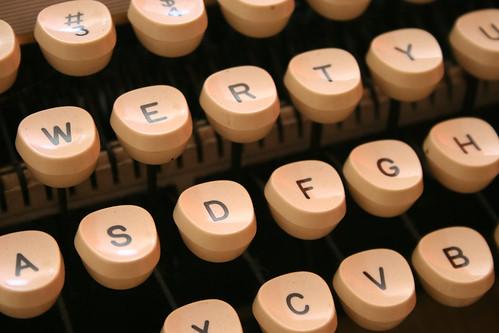 Typewriter | by aprillynn77