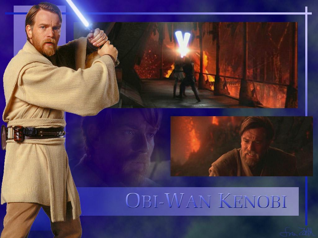 Master Obi-wan Kenobi