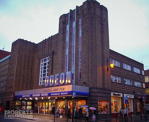 Odeon Cinema, Chester