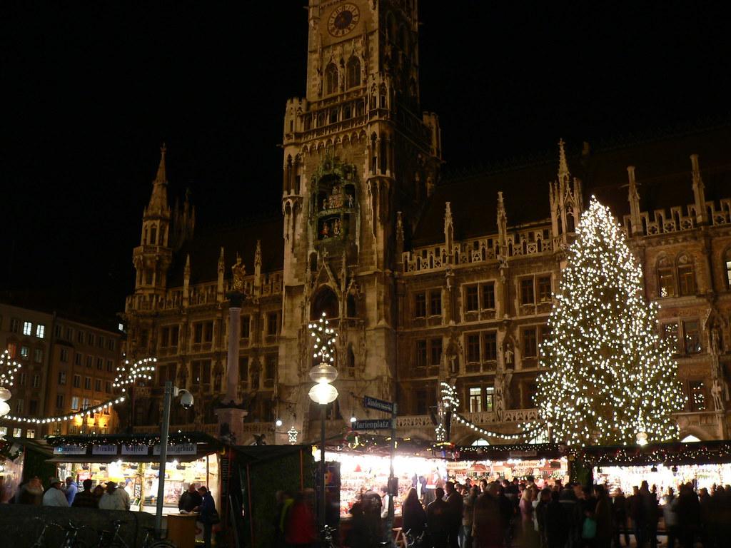 Marienplatz Weihnachtsmarkt.Christkindlmarkt München Der Münchner Christkindlmarkt Auf Flickr