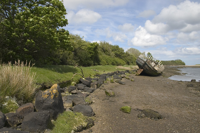 Dulas Shipwreck | Dulas bay on Anglesey's East coast has a f