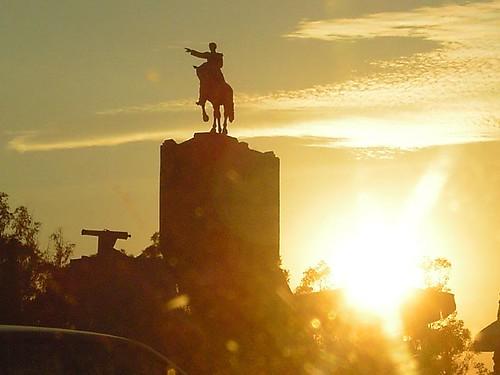 Monumento Los Fuertes