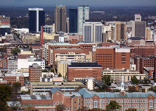 Birmingham, Alabama Skyline | by James Willamor