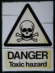 Toxic Hazard   by eek the cat