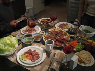 Xmas Feast for Three