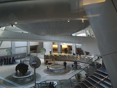 Arthur Ross Terrace American Museum of Natural History - Hayden Planetarium