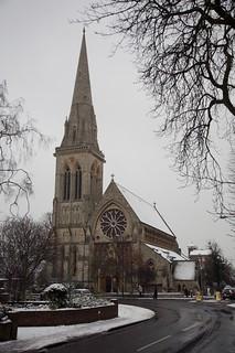 St Matthias Church Richmond Hill