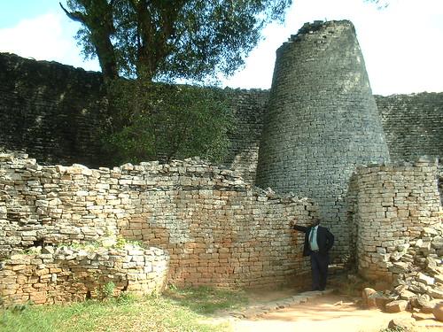 древен африкански град