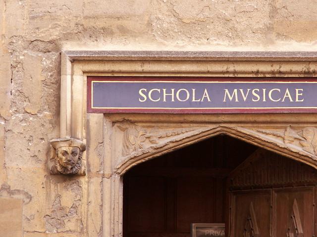schola musicae