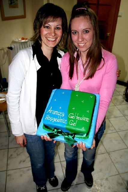 Horrible cake