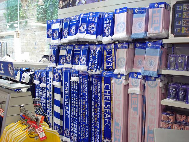 Chelsea FC Megastore | Sarp Koknar | Flickr