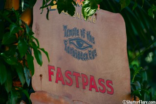 Indiana Jones fastpass | by DTrigger05