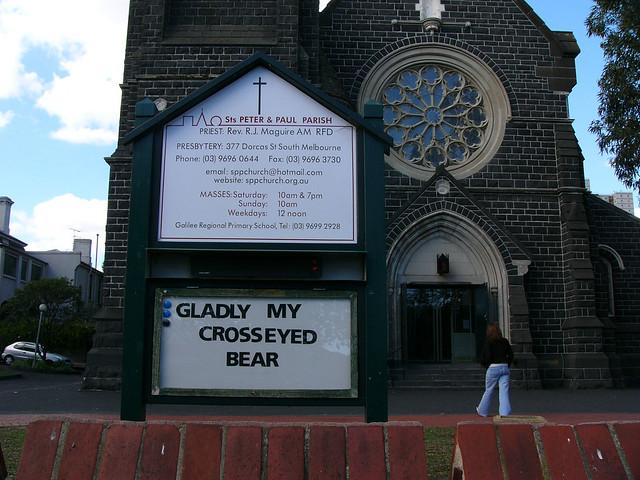 Sts. Peter & Paul Parish Church, South Melbourne
