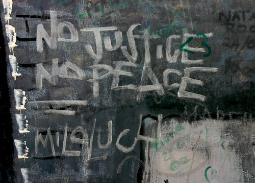 No Justice No Peace | by Still Burning