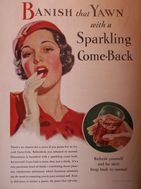 Banish that Yawn with a Sparkling Come-Back