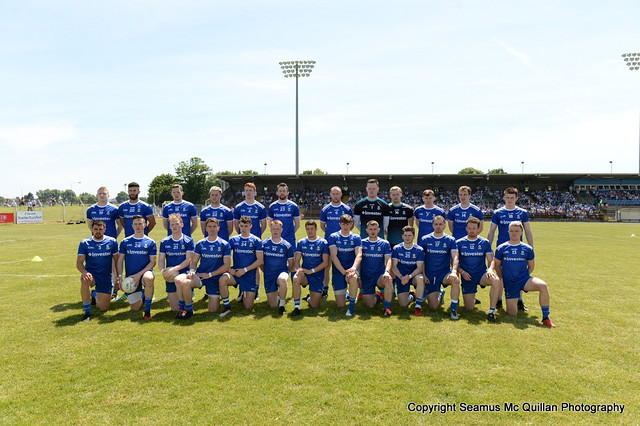 Rd2 All Ireland Senior Championship Waterford v Monaghan