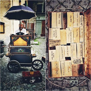 Organetto #music #fun #play #streetart #gressoney #valdaosta #igers #igersitalia #photooftheday #picoftheday #accordion #travelgram #old #paper #sheet | by Mario De Carli