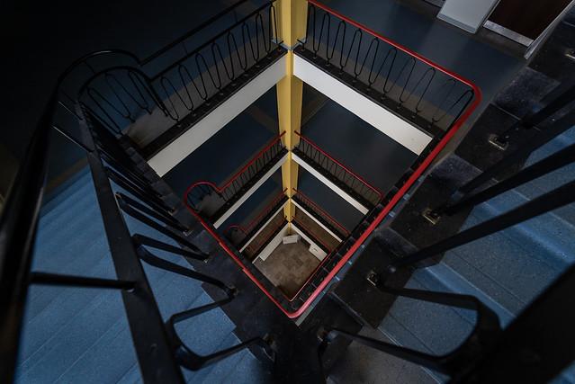 spiral staircase (explore)