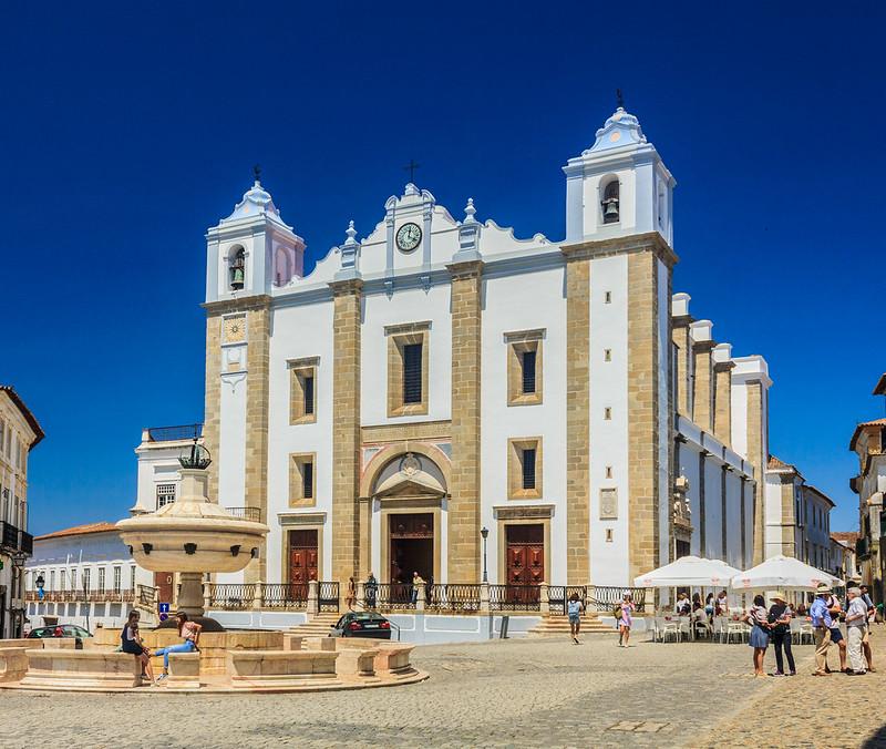 S. Antão church, Évora, 2018