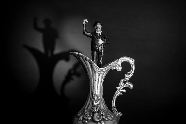The Gentleman of Shadows.