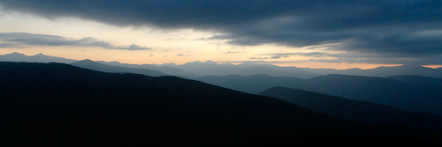 Haunted peaks   by Alex Hirzel