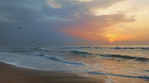 sunrise tamilnadu vacation runnerview southindian chennai madras beach