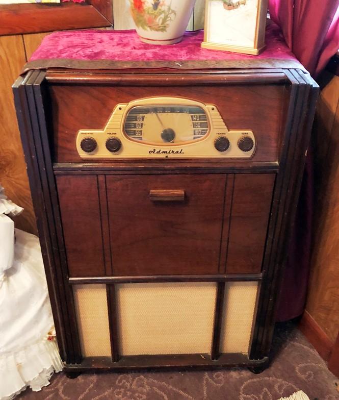 Admiral floor model shortwave radio | thornhill3 | Flickr