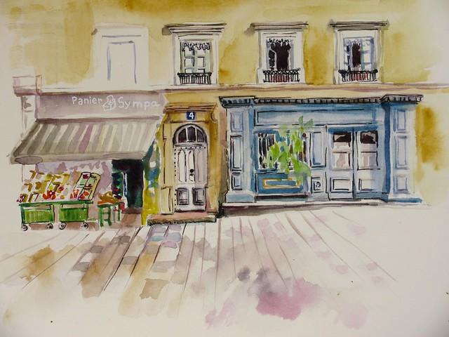 La petite épicerie du 4 place St Irénée