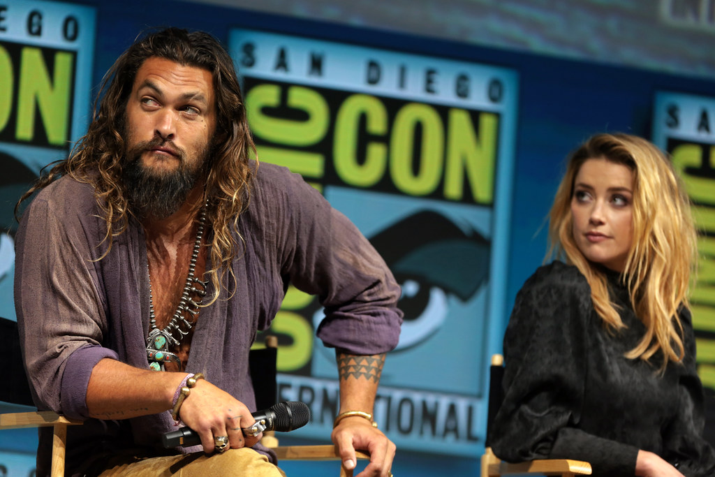 Fans want DC to replace Amber Heard with Emilia Clarke in the Jason Momoa starrer Aquaman 2. Source: Flickr
