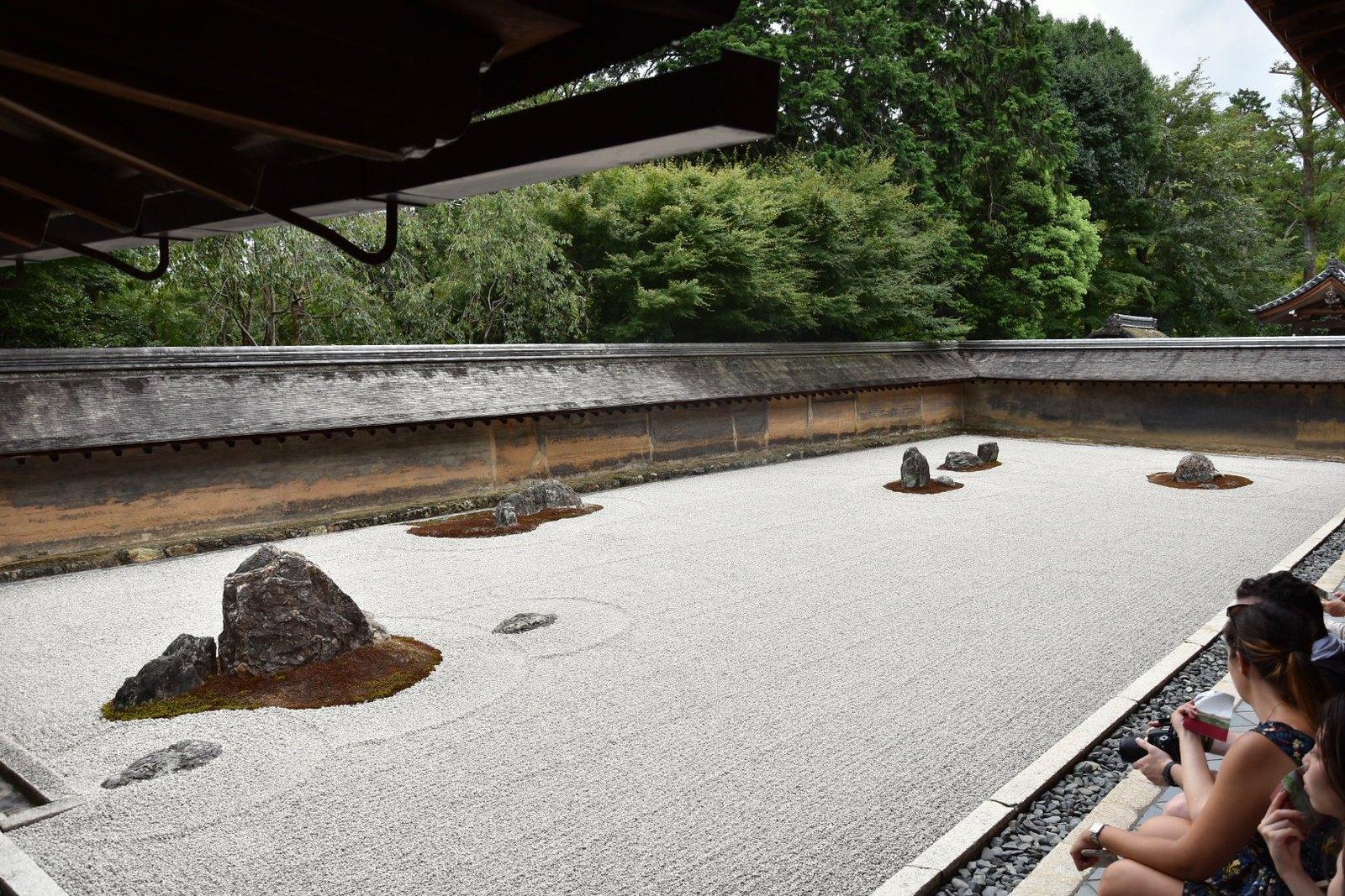 Kyôtô - Ryoan-ji