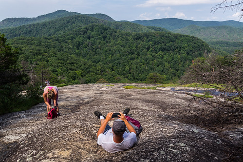 governorsrock pickenscounty southcarolina tablerockmountain unitedstates