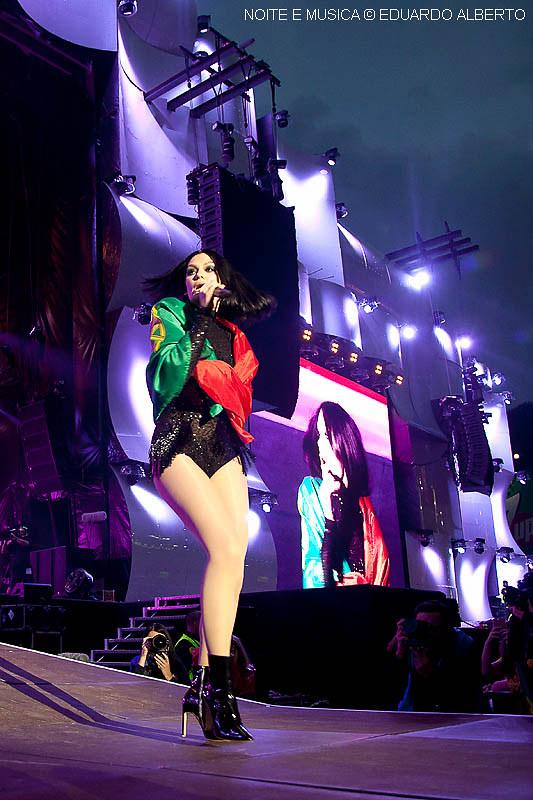 Jessie J - Rock in Rio-Lisboa '18