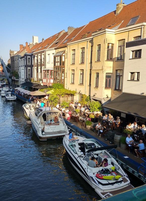Gante canal