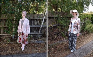 Sew Over It Kimono Jackets | by Chronically Siobhan