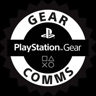 PlayStation Gear Comms logo | by PlayStation.Blog