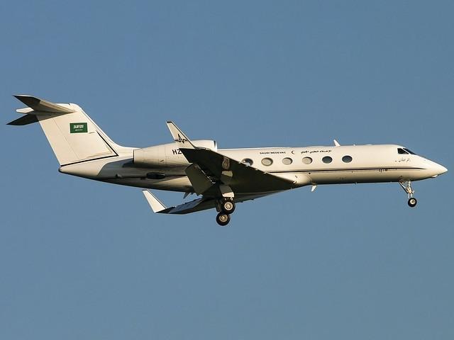 Saudi Armed Forces Medical Services | Gulfstream Aerospace G-IV-X Gulfstream G450 | HZ-MS4C