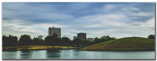 arizona cityscape clouds cloudscape cloudy highrise kenmickelphotography lake lakes landscape longexposure longexposurephotography outdoors phoenix places pond sky steeleindianschoolpark waterscape architecture building buildings citypark cityparks park photography water unitedstates us